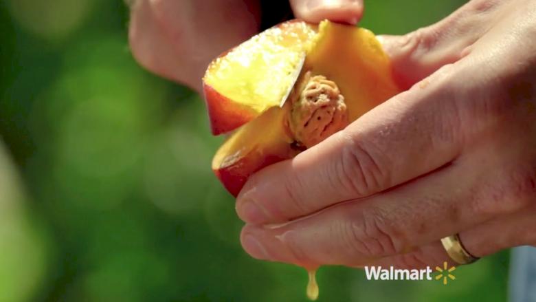 """Walmart - """"Peaches"""""""