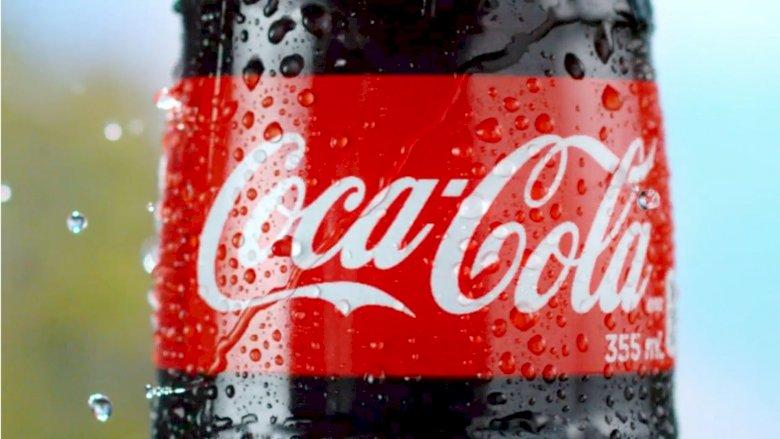 "Coca Cola - ""Straight Up"""