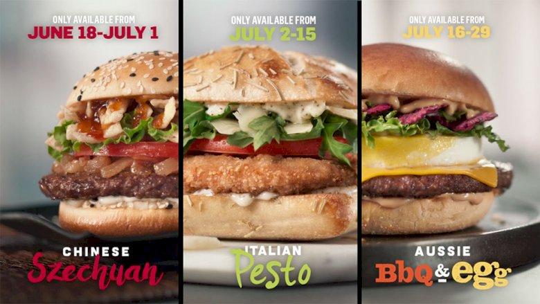 "McDonald's - ""World Taste Tour"""