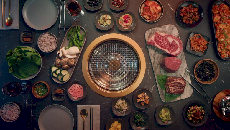 """Korean BBQ"""