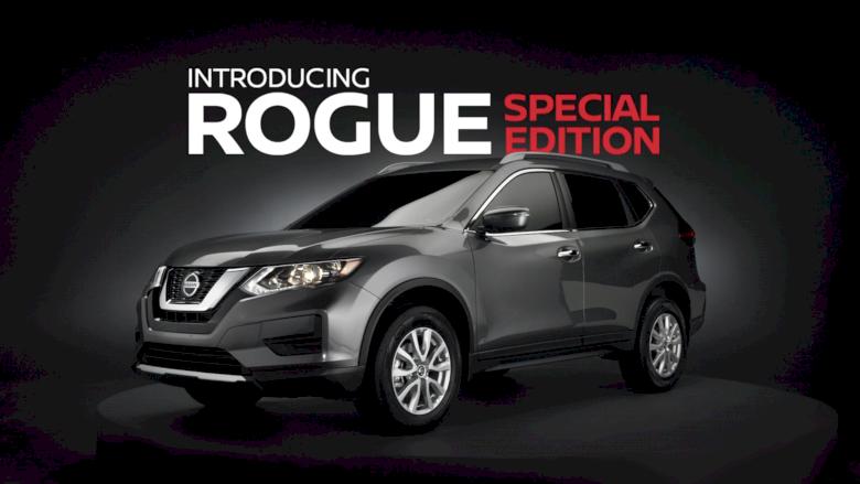 "Nissan - ""Rogue"""