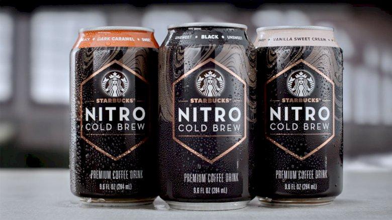"""Starbucks - """"Nitro"""""""